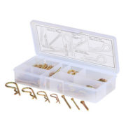 101 pc Rpin cotter set