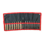 18 Pcs Brass Punch Set