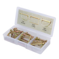 22 Pc PTO pin kit