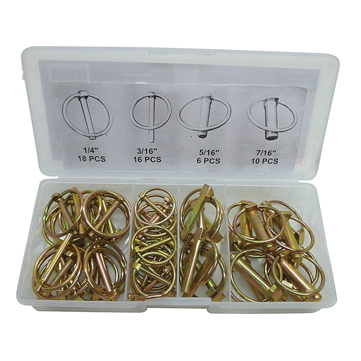 50 Pc Linch Pin Kit