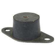 Flange mount anti-vibration pads