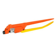Heavy Duty Welding Cable Lug Crimping Tool