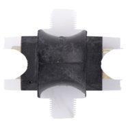 Hexagonal anti vibration pad