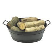 Log Carrier Tub